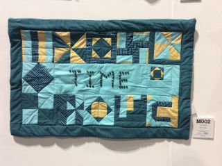 Traditional Quilt Group Winners at Festival of Quilts