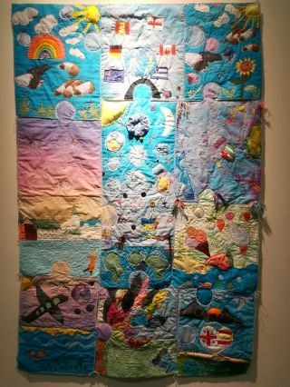 Festival of Quilts competition winners 2019