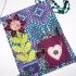 Flower Wallhanging - Stitch Guide and Template