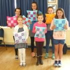 9 patch cushion workshop